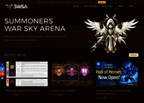 summonerswarskyarena.info