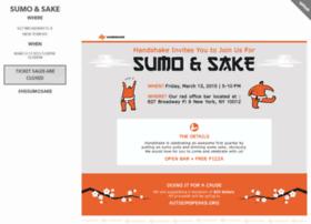 sumosake.splashthat.com
