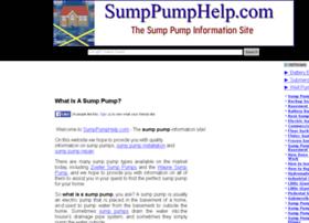 sumppumphelp.com