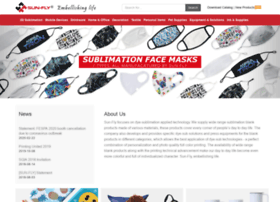 sun-fly-sublimation.com