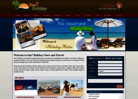 sun7holidays.com