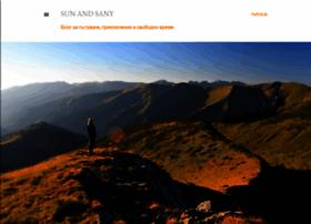 sunandsany.com