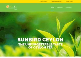 sunbirdceylon.com