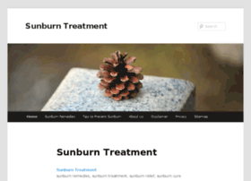 sunburntreatment.org