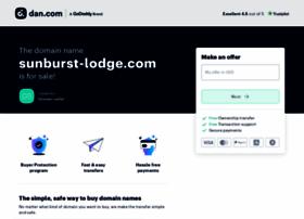 sunburst-lodge.com