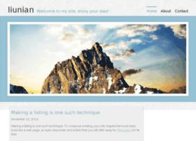 sunchunli.jigsy.com