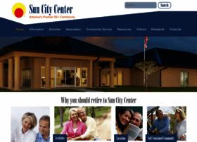 suncitycenter.org