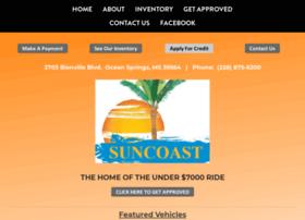 suncoastautosales.com