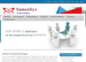 suncosys.com