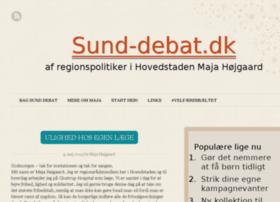 sund-debat.dk