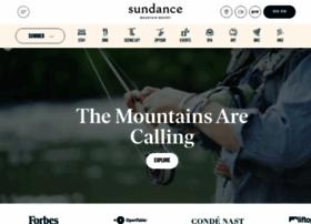sundanceresort.com