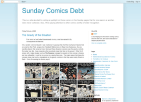 sundaycomicsdebt.blogspot.co.uk