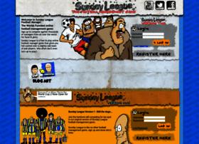 sundayleague.com