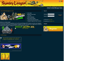 Sundayleague2.com