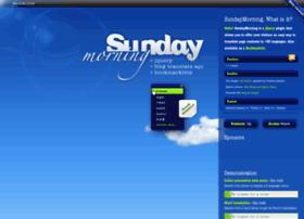 sundaymorning.jaysalvat.com