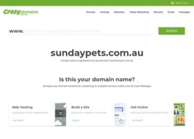 sundaypets.com.au
