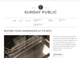 sundaypublic.com