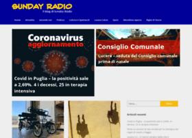 sundayradio.it