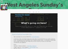 sundaysbest.westa.org