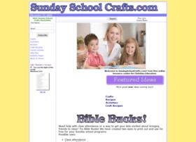 sundayschoolcrafts.com