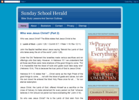 sundayschoolherald.blogspot.com