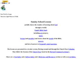 sundayschoollessons.com