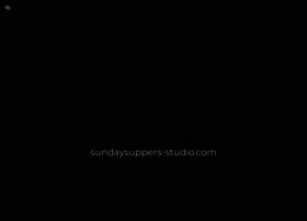 sundaysuppers-studio.com