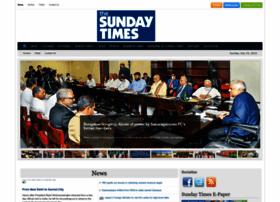 sundaytimes.lk