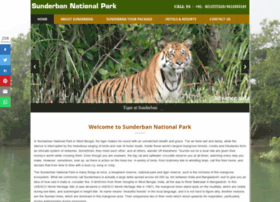 sunderbannationalpark.in