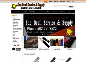 sundevilserviceandsupply.com