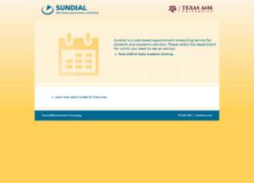 sundial.tamu.edu