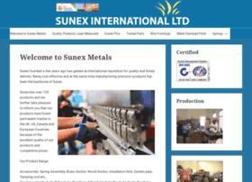 sunexmetals.com