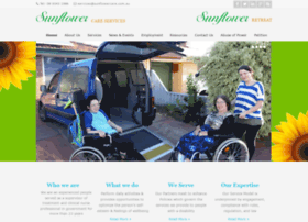 sunflowercareservices.com.au
