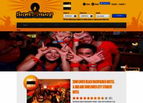 sunflowerhostel.com