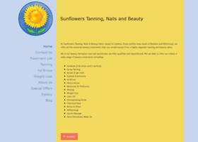 sunflowerstanningandbeauty.co.uk