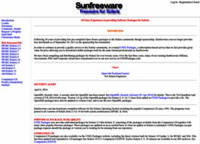 sunfreeware.com