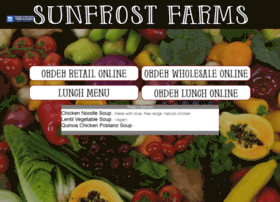 sunfrostfarms.com