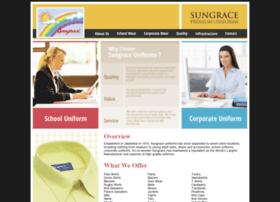sungraceuniform.com