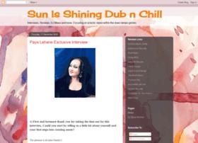 Sunisshiningdubnchill.blogspot.com