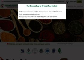 sunita-exports.com