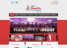 sunitacaterers.com