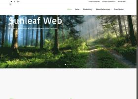 sunleafweb.com