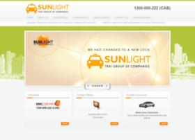 sunlighttaxi.com