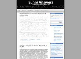 sunnianswers.wordpress.com