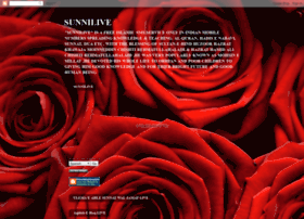 sunnilive.blogspot.com