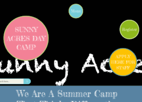 sunnyacresdaycamp.com