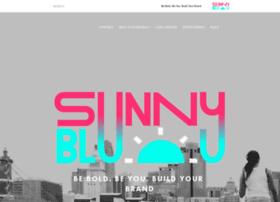 sunnybluartagency.com
