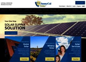 sunnycalsolar.com