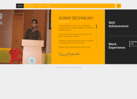 sunnydeshmukh.com