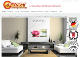 sunnyheat-france.fr